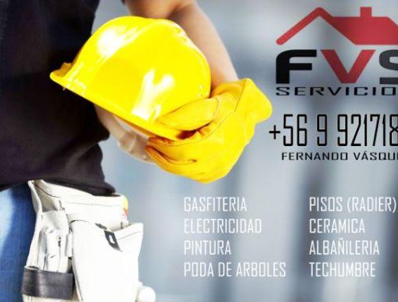 Gasfiteria y Construcción