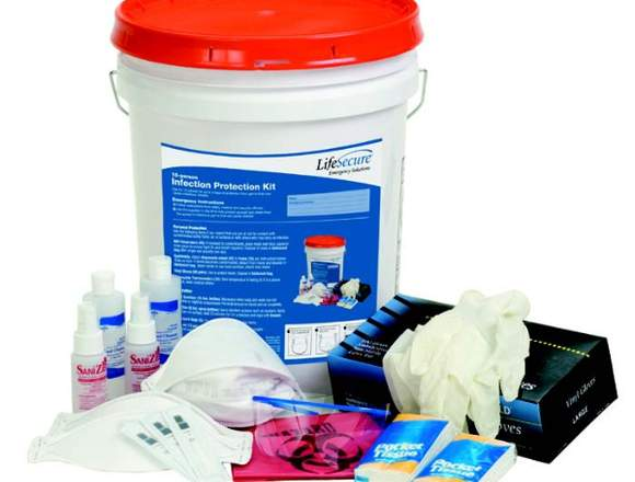 KIT DE PROTECCION COVID19 COMPLETO