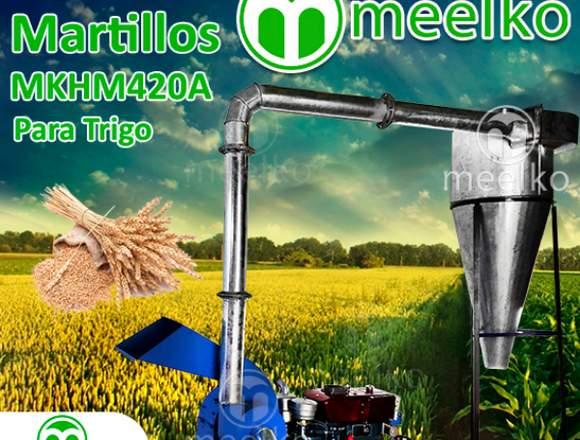Molino triturador Meelko para trigo