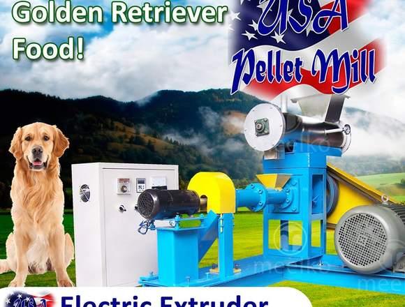 pellets alimentación  perros 30-40kg/h 5.5KW -