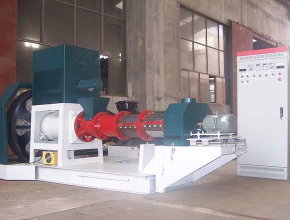 pellets flotantes para peces 1800-2000kg/h