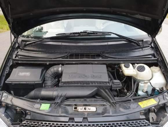 Mercedes-Benz,Vito,VIP,Automat,2006, 198000 km