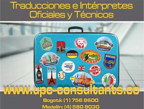 TRADUCCIONES CERTIFICADAS Y TECNICAS**7568600*