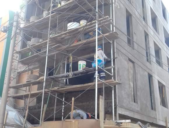 MAESTRO DE OBRAS  PROYECTOS Y CONSTRUCCIONES