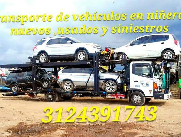 Transporte abececargaezprez Colombia