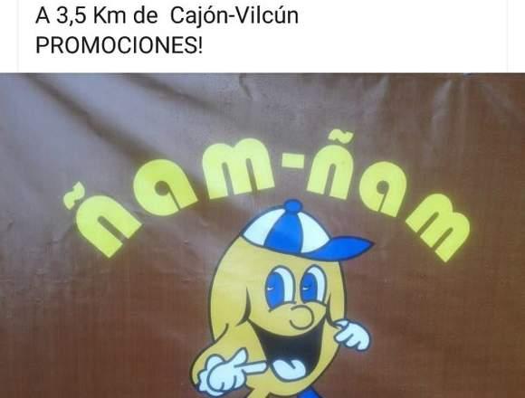 NUEVA INAUGURACIÓN DE ÑAM-ÑAM SANDWICERIA