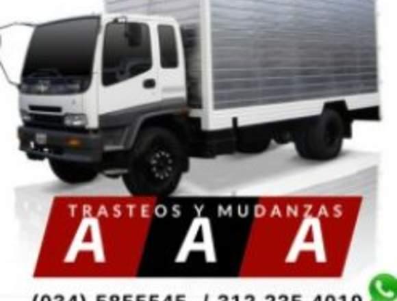 Empresa de mudanzas Trasteos AAA