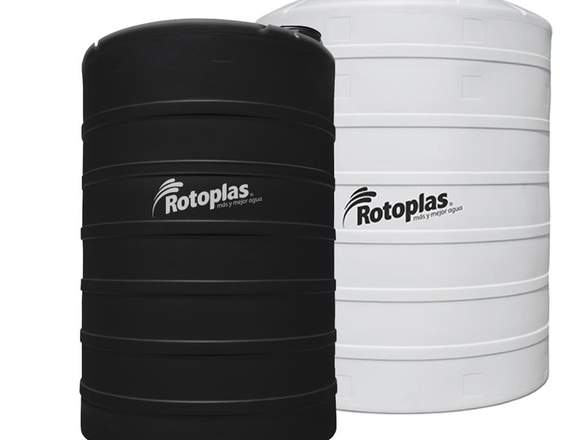 Tanques Rotoplas para Agua y Químicos