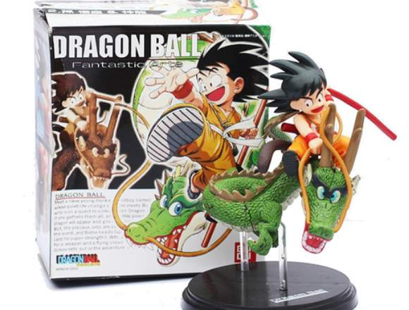 Goku + ShenLong Dragon ball