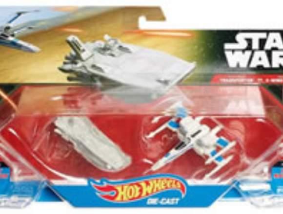 Naves Dobles Star Wars (Hotwealls)