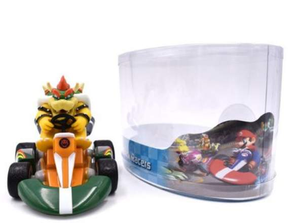 Figura de Mario Kart ( Bowser )
