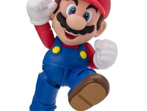 Figura Super Mario articulada
