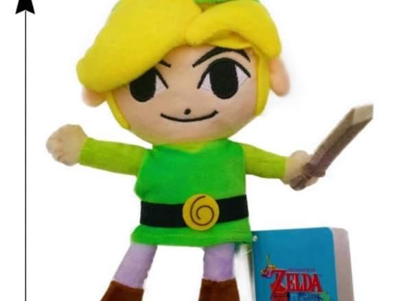 Peluche Link (Zelda)