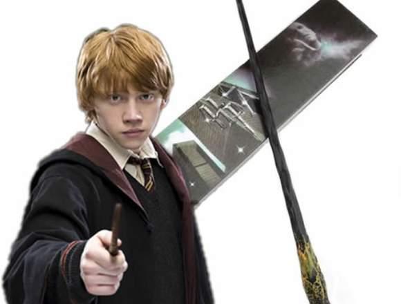 Varita de Ron (Harry Potter)