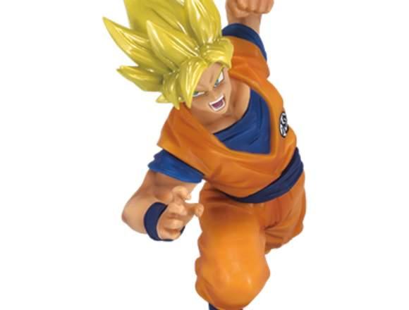 Dragon Ball Super Son Goku serie SOUL x SOUL