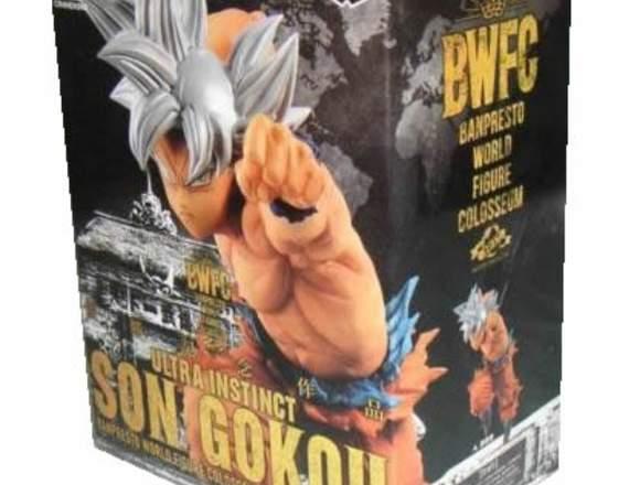 Dragon Ball Super Ultra Instinct Son Goku