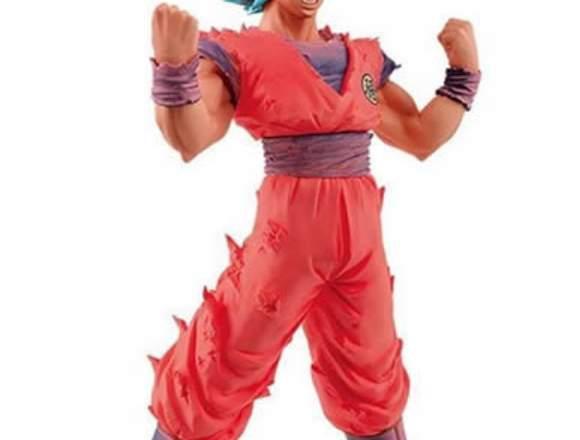 Goku Super Saiyan Dios Blood Of Saiyans