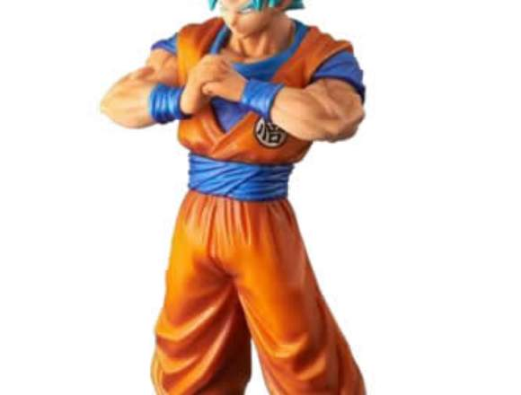 Super Saiyan God Son Goku DXF Super Warriors