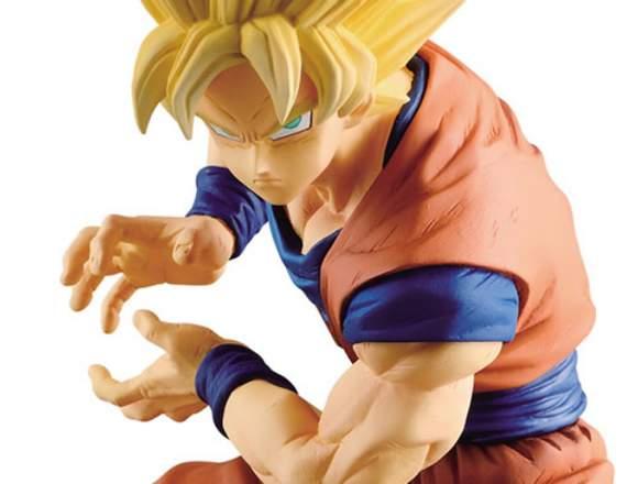 Figura de Absolute Perfection Goku Super Saiyan