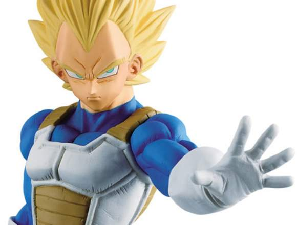 Figura de Absolute Perfection Vegeta Super Saiyan