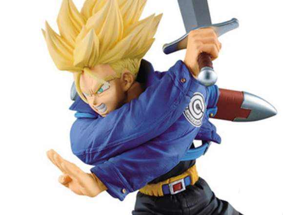 Figura de Absolute Perfection Trunks Super Saiyan