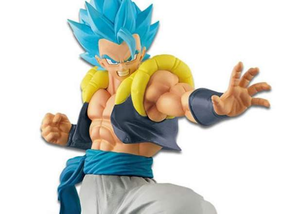 Figura Super Saiyan God Gogeta - Ultimate soldiers