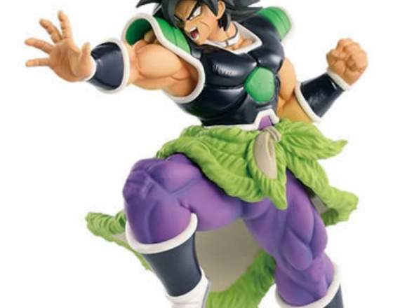 Figura Broly - Ultimate soldiers