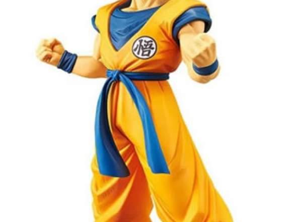 Figura Son Goku SSJ Super Saiyan Dios