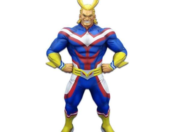 ALL MIGHT, ALL MIGHT (MY HERO ACADEMIA)