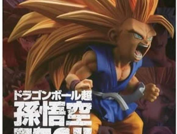DRAGON BALL GT GOKU SSJ3
