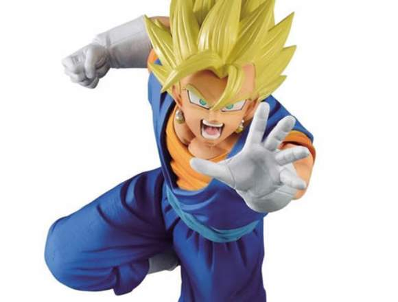 Figura Super Saiyan Vegetto