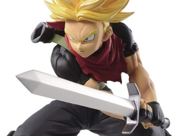 Figura Trunks Dragon Ball Heroes
