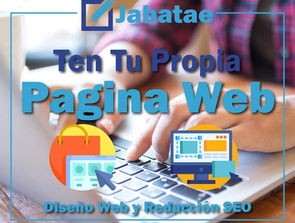 Diseño web y redacción SEO