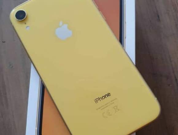 iPhone XR 128 GB Amarillo