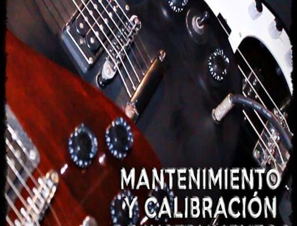 Repación de Instrumentos Musicales