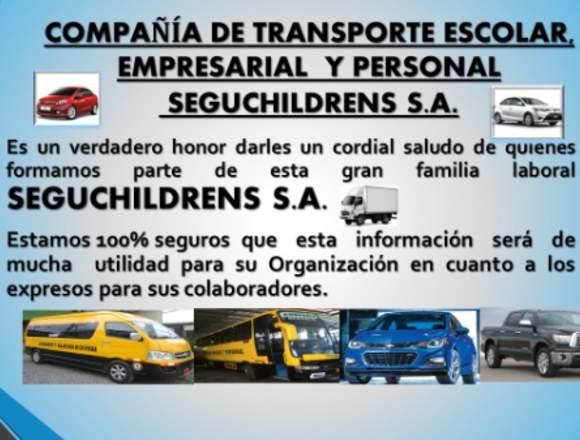 SERVICIO DE EXPRESO EMPRESARIAL