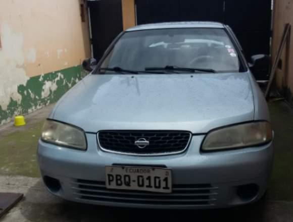 Vendo Nissan Sentra 1.8 año 2003
