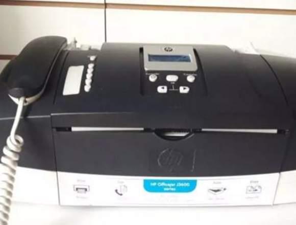 Tel. Fax Scanner Impresora HP OFFICEJET J 3600
