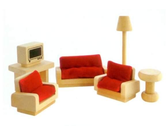 Entretenido Juguete Conjunto De Muebles Sofa