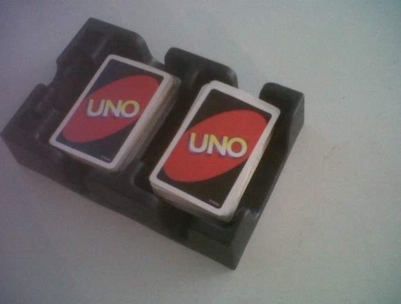 Juego de cartas Uno Usada