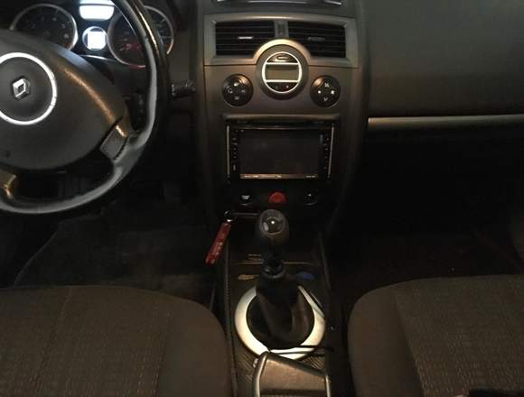 Megane II Renault 2008