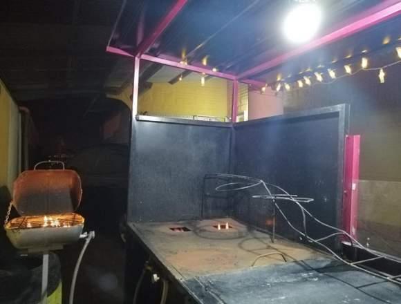 SE VENDE CARRITO DE COMIDA ESTILO FOOD TRUCK