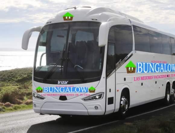Renta de Autobús en San Luis Potosí