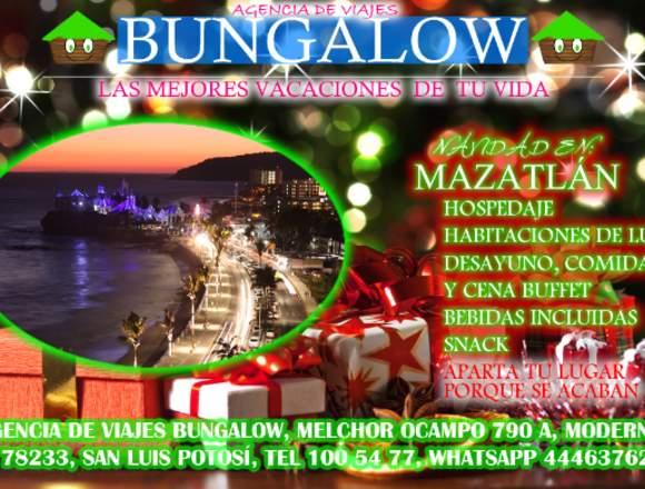 Navidad En Mazatlán Todo Incluido