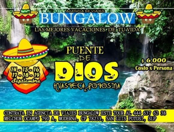 ¡Celebra El Grito en La Huasteca Potosina!