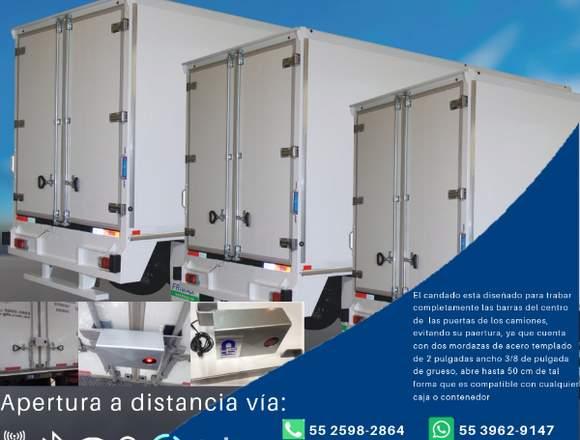 Candado-barras Seguridad Para Las Puertas de cajas