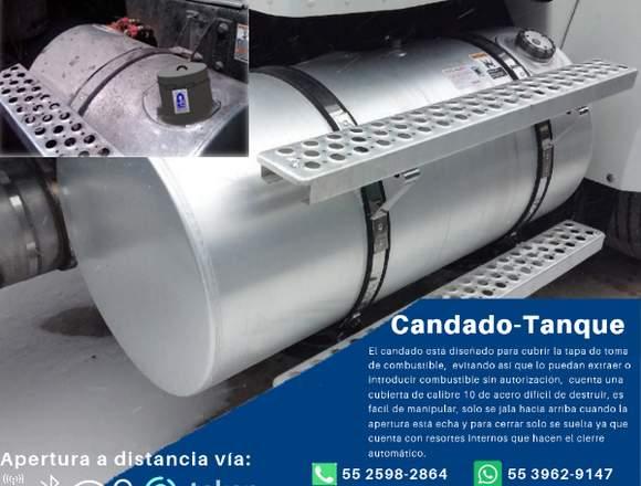 Candado-tanque Seguridad Para Impedir Abrir