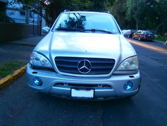 Mercedes ML 350 Lujo