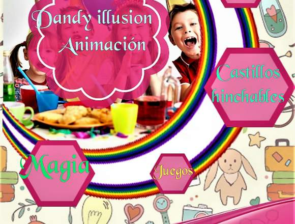Animaciones dandy illusion