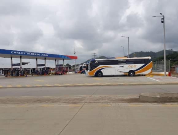 Vendo bus interprovincial